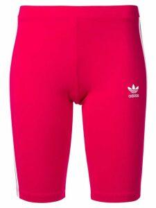 Adidas logo shorts - Pink