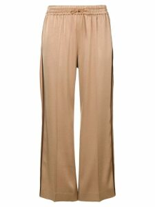 Sueundercover wide leg trousers - Brown