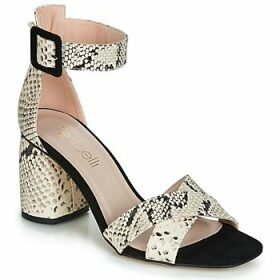 Fericelli  JEZI  women's Sandals in White