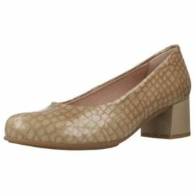 Pitillos  5548 V19  women's Court Shoes in Brown