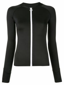 Duskii San Jose Rashie top - Black