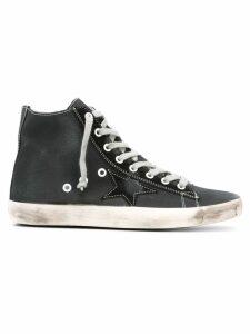 Golden Goose Francy hi-top sneakers - Black