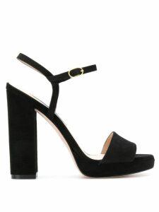 Stuart Weitzman Sunray sandals - Black