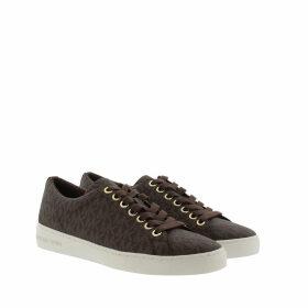 Michael Kors Sneakers - Keaton Lace Up Sneaker Brown - brown - Sneakers for ladies