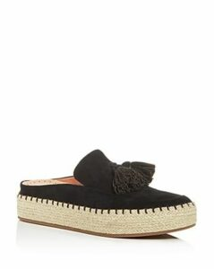 Gentle Souls by Kenneth Cole Women's Rory Platform Espadrille Mules