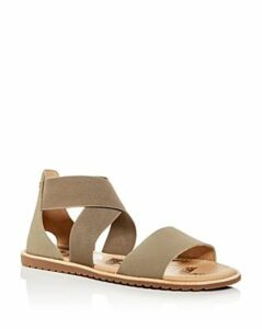 Sorel Women's Ella Crisscross Ankle-Strap Sandals