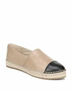 Sam Edelman Women's Krissy Leather Espadrille Flats