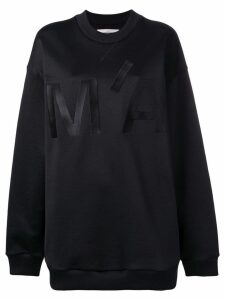 Marques'Almeida M'A jersey sweater - Black