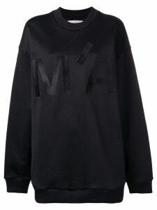 Marques'Almeida M'A jersey sweater - Black