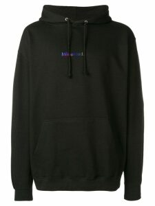 F.A.M.T. 'influenced' hoodie - Black