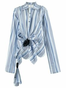 Quetsche striped shirt - Blue