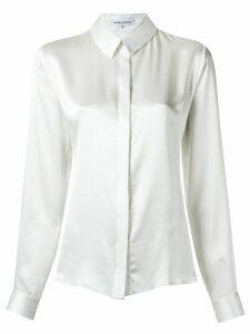 Gloria Coelho classic blouse - White
