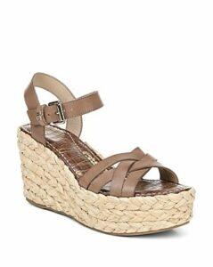 Sam Edelman Women's Darline Espadrille Wedge Heel Platform Sandals