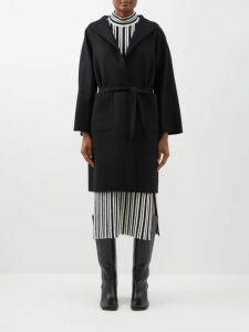 Lee Mathews - Elsie Balloon Sleeve Cotton Blend Blouse - Womens - White