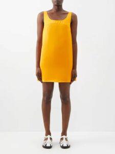 Heimat Atlantica - Amor Woven Reed Basket Bag - Womens - Red Multi