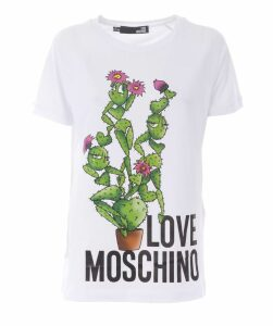 Love Moschino Short Sleeve T-Shirt