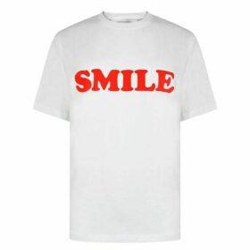 Victoria by Victoria Beckham Smile T Shirt