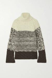 Marni - Polka-dot Cotton-poplin Shorts - Navy