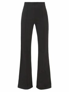 Undercover - Floral Print Hooded Cotton Parka - Womens - Navy Multi