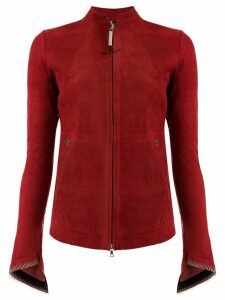 Isaac Sellam Experience stretch effect jacket - Red