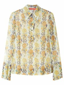 Manning Cartell Power Plants blouse - Green
