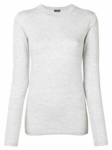 Joseph slim-fit pullover - Grey