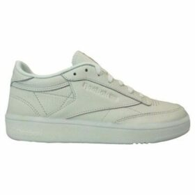 Reebok Classic  Club C 85  women's Shoes (Trainers) in White