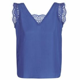 Betty London  KAKE  women's Blouse in Blue