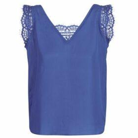 Betty London  KAKE  women's Blouse in Blue