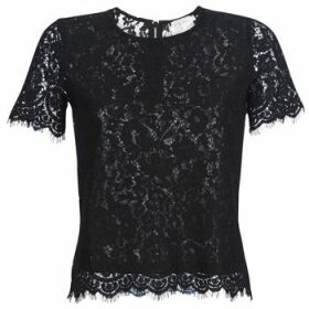 Moony Mood  KEMI  women's Blouse in Black