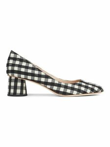 Gingham Pumps