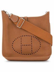 Hermès Pre-Owned Evelyne 3 PM crossbody shoulder bag - Brown