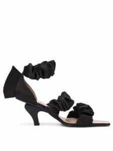 Neith Nyer chou sandals - Black
