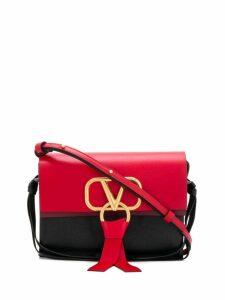 Valentino Valentino Garavani small VRING shoulder bag - Black