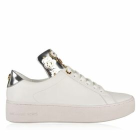 MICHAEL Michael Kors Mindy Flower Tongue Trainers