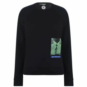 DSquared2 Mert And Marcus Printed Sweatshirt