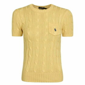 Polo Ralph Lauren Short Sleeve Knitted Jumper