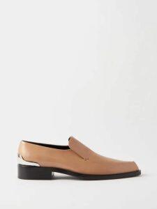Adriana Degreas - Gingham Wrap Maxi Skirt - Womens - Pink