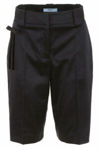 Prada Shorts With Bow