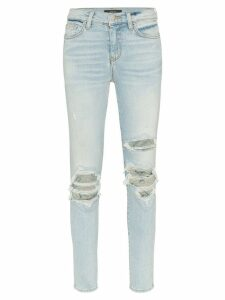 AMIRI MX1 patch jeans - Blue