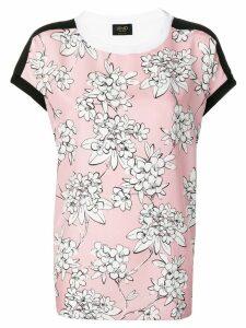 Liu Jo Formal Big Apple T-shirt - Pink