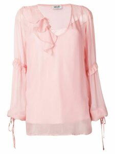LIU JO Safari Garden Party blouse - Pink