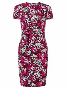 Michael Michael Kors floral wrap dress - Pink