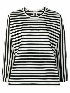 Comme Des Garçons Noir Kei Ninomiya crew neck sweater - Black