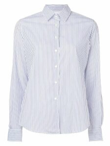 Aspesi striped shirt - White