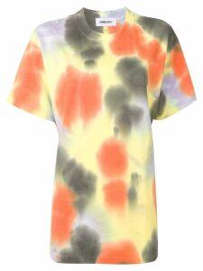 Ambush tie-dye T-shirt - Yellow