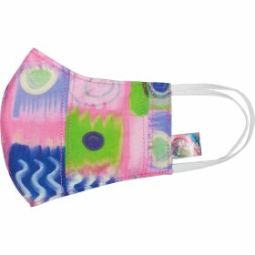 Claire Gaudion - Sage Marble Cashmere Scarf