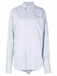 Dresshirt Husband Shirt - Blue