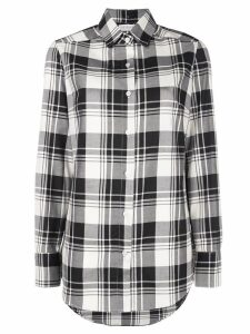 Dresshirt DS1 plaid shirt - Black