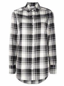 Dresshirt DS1 plaid shirt - Black